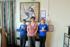 Presentation to Trowell School pupils