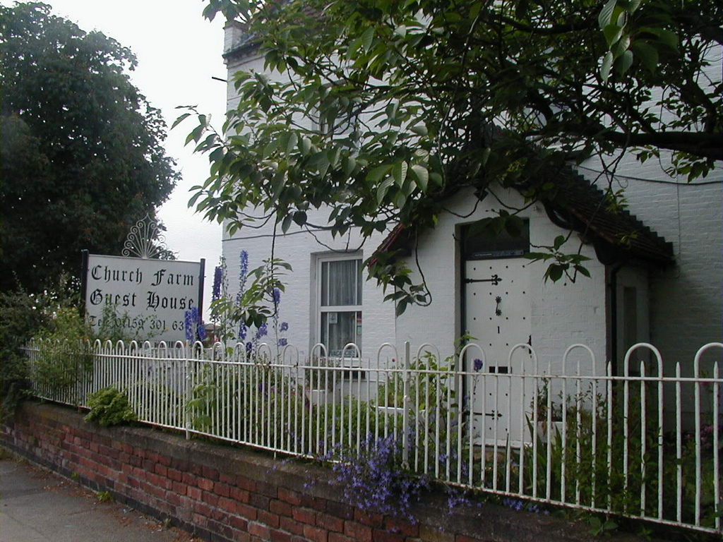 Church Farm Guest House