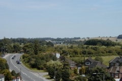 Views from St Helen\'s Church tower